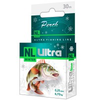 Леска Aqua NL Ultra Perch 30м