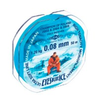 Леска Mikado Eyes Blue Ice 25м
