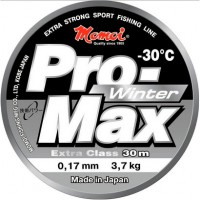 Леска Momoi Pro-Max Winter Strong 30м