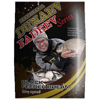 Прикорм Dunaev Fadeev Feeder Bream Black 1кг