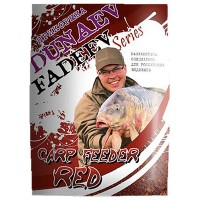 Прикорм Dunaev Fadeev Feeder Carp Red 1кг
