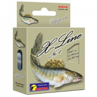 Леска Aqua X-Line Pikepearch 100м