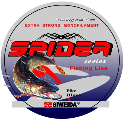 Леска Siweida Spider Pike 100м